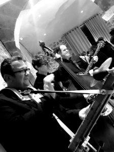 new orlean quartet south of france wedding on riviera